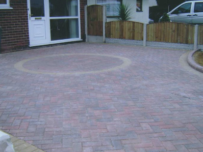 Driveway Work in Tyldesley