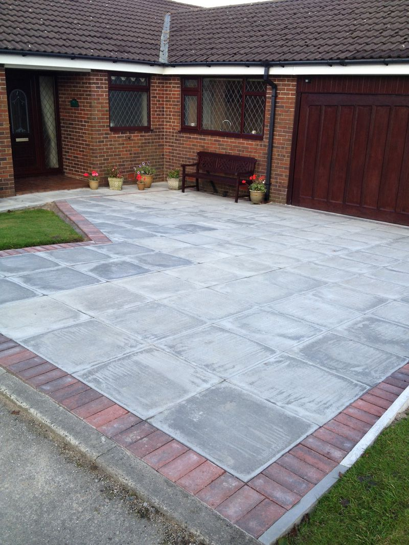 Driveway Work in Warrington