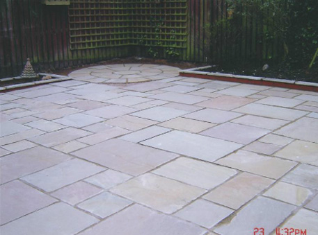 Patio Work in Atherton